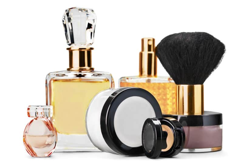 Avoid chemicals in fragrances.