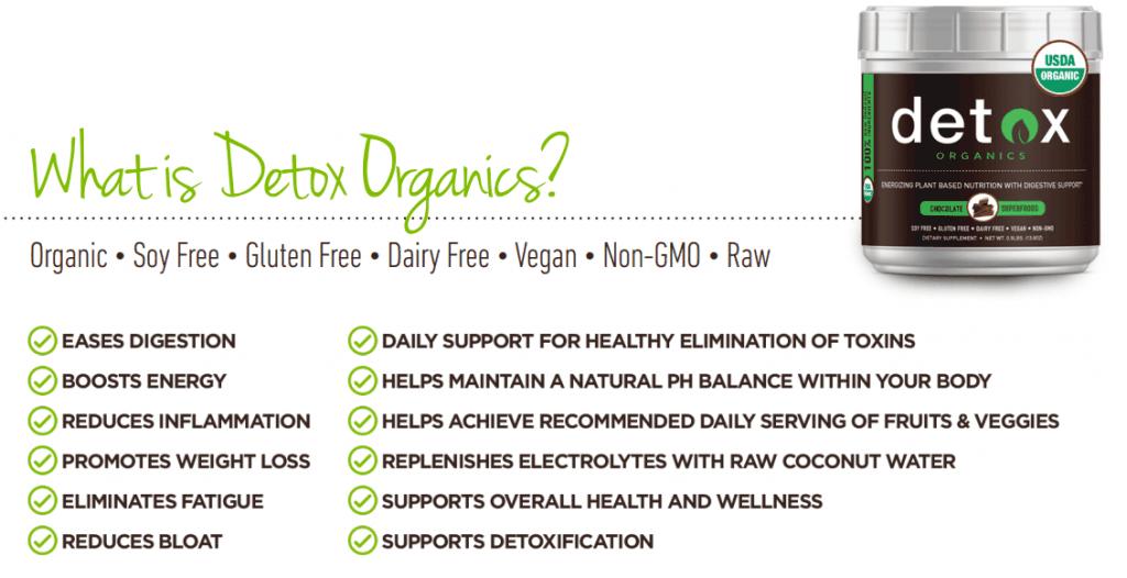 What is Detox Organics? #ad