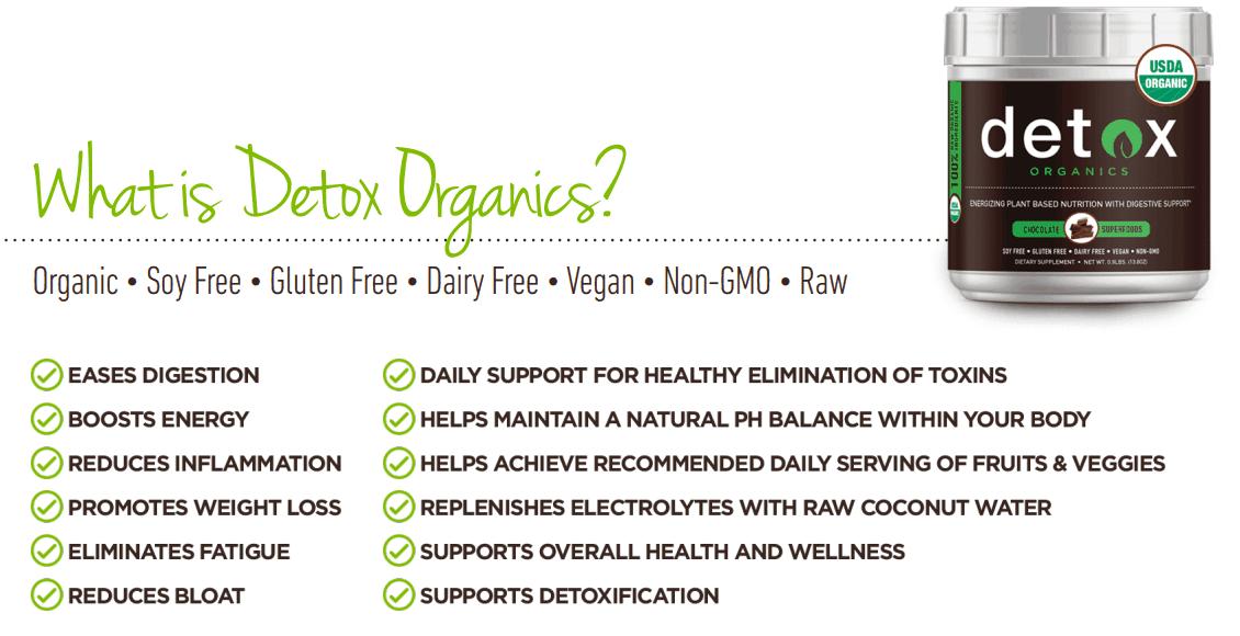 What is Detox Organics?