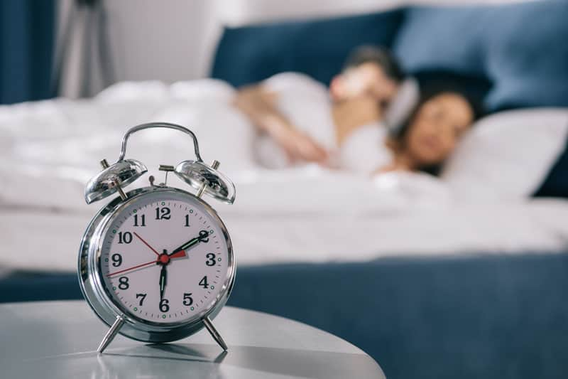 Top 3 Tips for a Great Night's Sleep