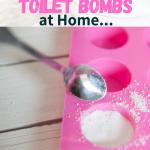 Fizzie Toilet Bombs