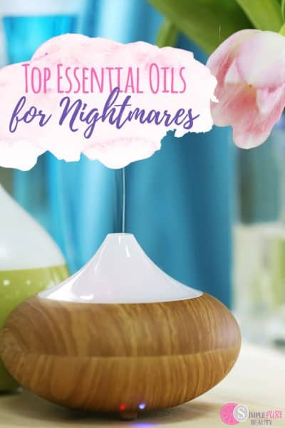 Top Essential Oils for Nightmares