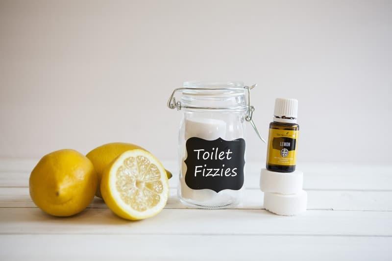 Lemon Toilet Fizzies