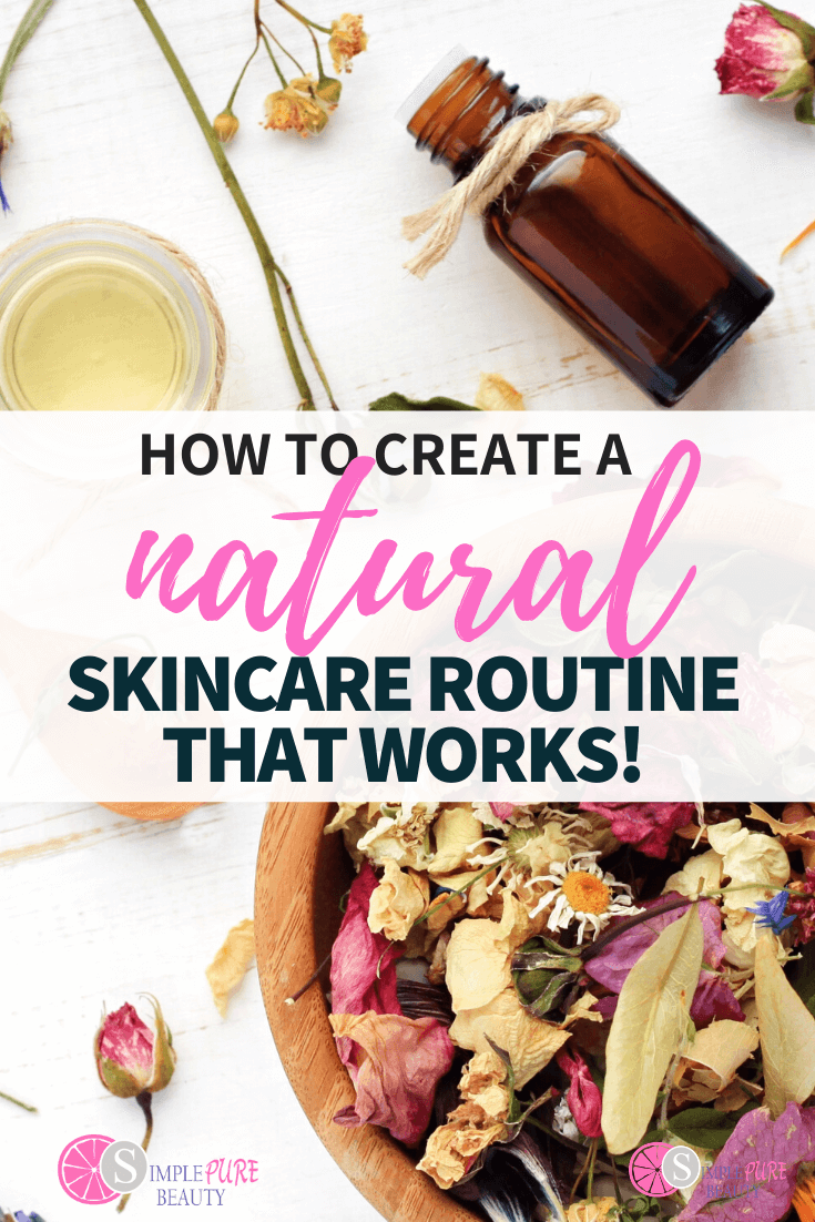 natural skincare routine ingredients, rosebuds, calendula salve essential oil