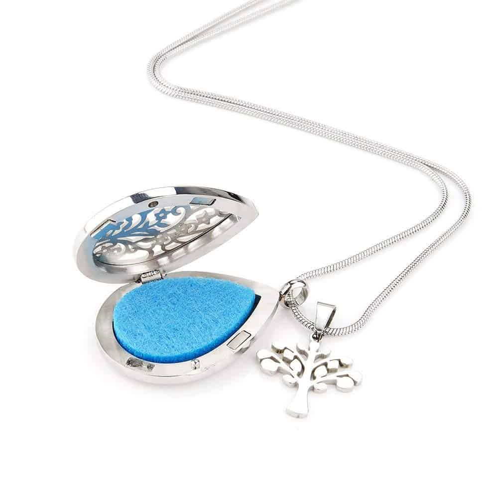 Pendant Diffuser Necklaces