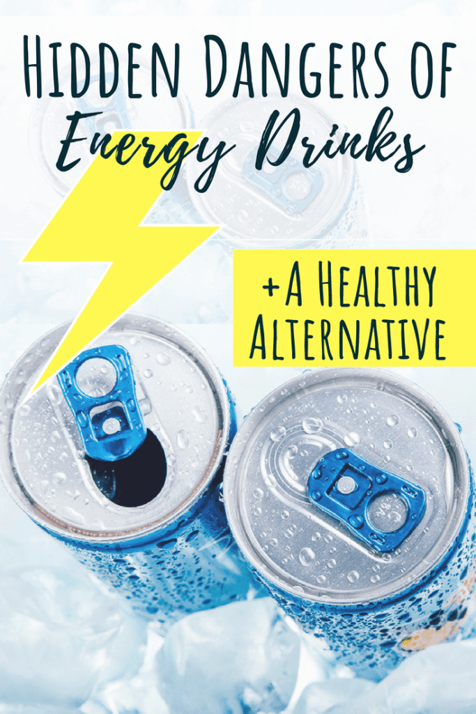 When you're searching for an energy drink that isn't packed full of sugar, it can be hard! With this healthy energy drink, you can make it at home with ease and know exactly what it's made of! #smoothies #natural #organic #energy #green #chocolate