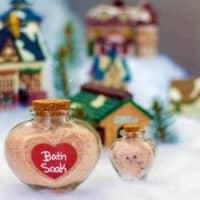 Pink Himalayan Bath Salt Recipe