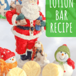 Searching for the best lotion with all-natural ingredients? You'll fall in love with this easy homemade lotion! This DIY lotion is perfect for dry skin, and also makes an amazing homemade gift for Christmas! Perfect for hands or body, this simple lotion recipe will be one of the best Christmas gift ideas of the year! #DIY #homemade #lotion #natural