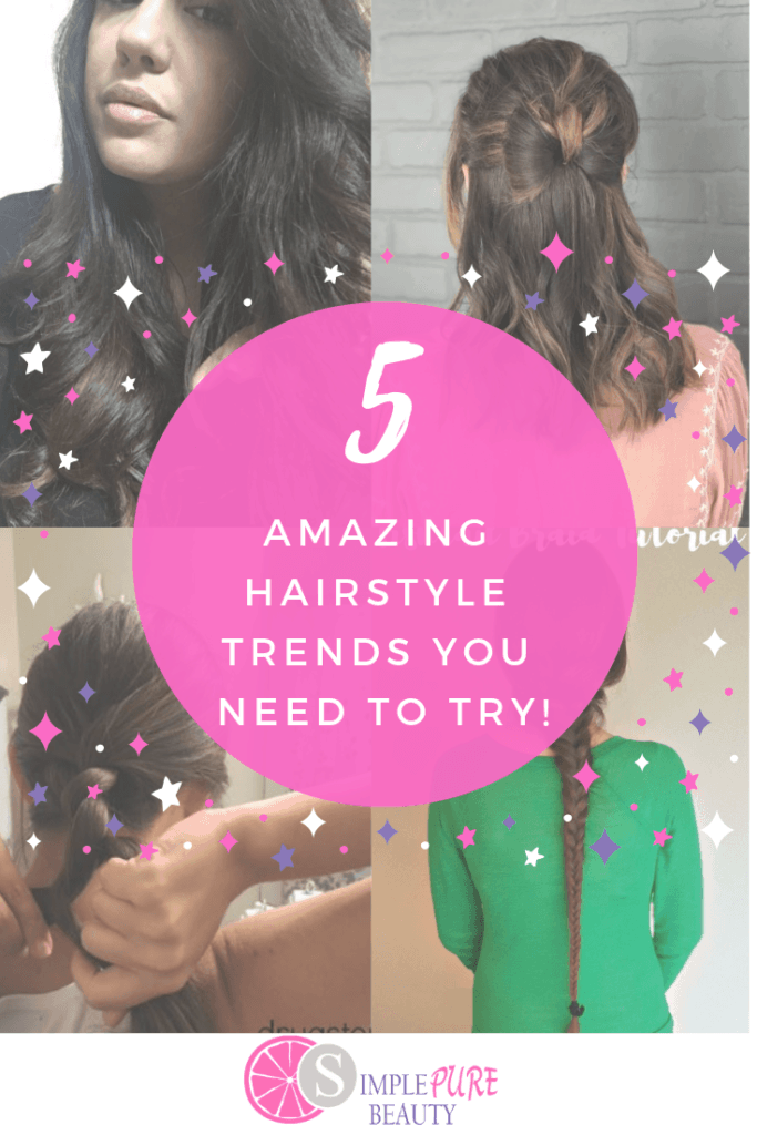 5 Amazing Hairstyle Trends That You Need To Try! It's no secret that hair is kind of a big deal. And why shouldn't' it be? Our hair is one of the first things that people notice about us, and whether we like it or not, our hair often tells a lot about us as a person. Think about that for just a moment...and then think about your hair. When you wake up in the morning and your hair is all to and fro', isn't that kind of how you feel at the moment too?