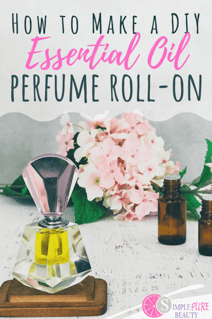 Have you been searching for an essential oils perfume roll on recipe that is easy and chemical-free? Not only do these perfume rollers work wonderfully on the go, they are also the perfect DIY Christmas Gifts for Family, too! If you are wondering how to make essential oils perfume, you can't miss this perfume roller DIY guide! #essentialoils #perfume #DIY