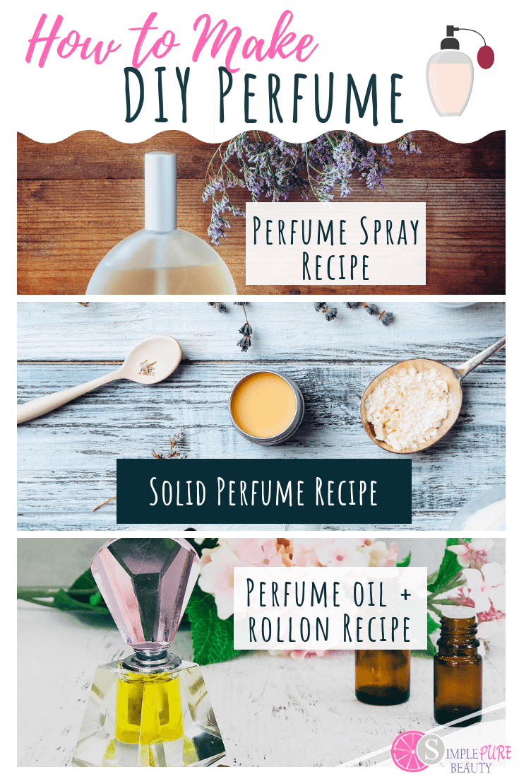 Ready to learn how to make perfume with essential oils? Skip the synthetic fragrances which are full of yucky ingredients, and try one of these DIY essential oil perfume recipes. They smell absolutely beautiful, and are 100% natural using essential oils to create a unique perfume blend!