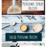 Look no further than these amazing Christmas Gift Ideas! These essential oil perfume recipes are certain to be a holiday homemade gift that keeps on giving throughout the year! Add these essential oil perfume roll on recipes to your Homemade Christmas Gifts list now! #essentialoils #perfume #DIY #homemade