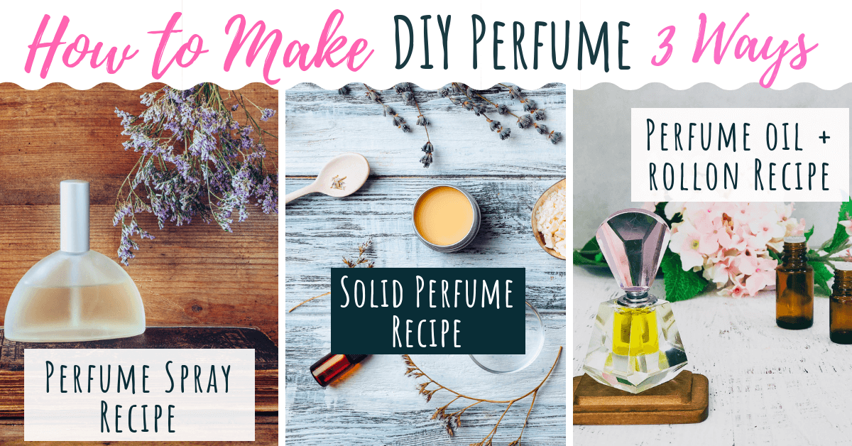 How To Make Perfume With Essential Oils A Complete Guide With Diy Perfume Recipes Simple Pure Beauty