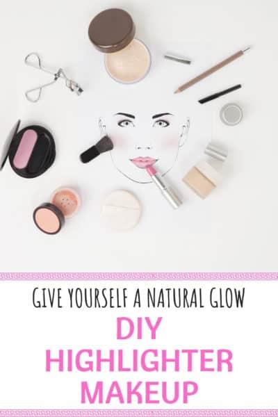 DIY Highlighter Makeup for a Natural Glow