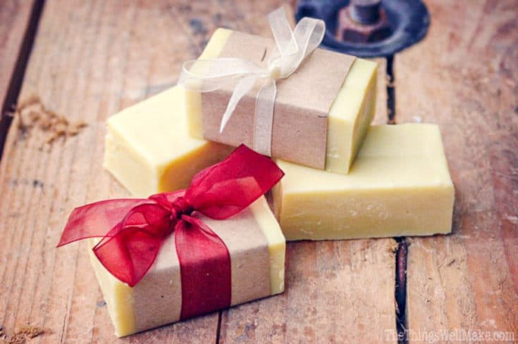 Making an Easy, Basic Beginner Soap, and Then Making it Fun!!