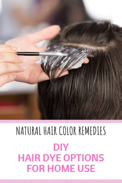 DIY Hair Dye Options To Protect and Moisturize Your Hair