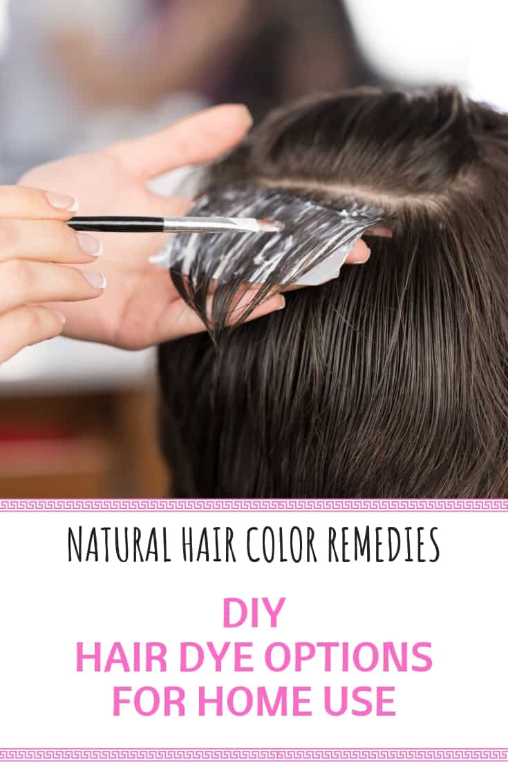 DIY Hair Dye Options To Protect and Moisturize Your Hair - Simple ...