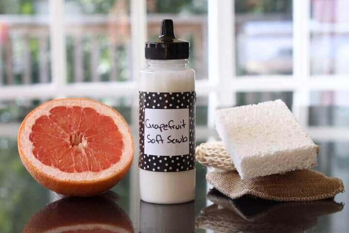 How To Make Natural Soft Scrub