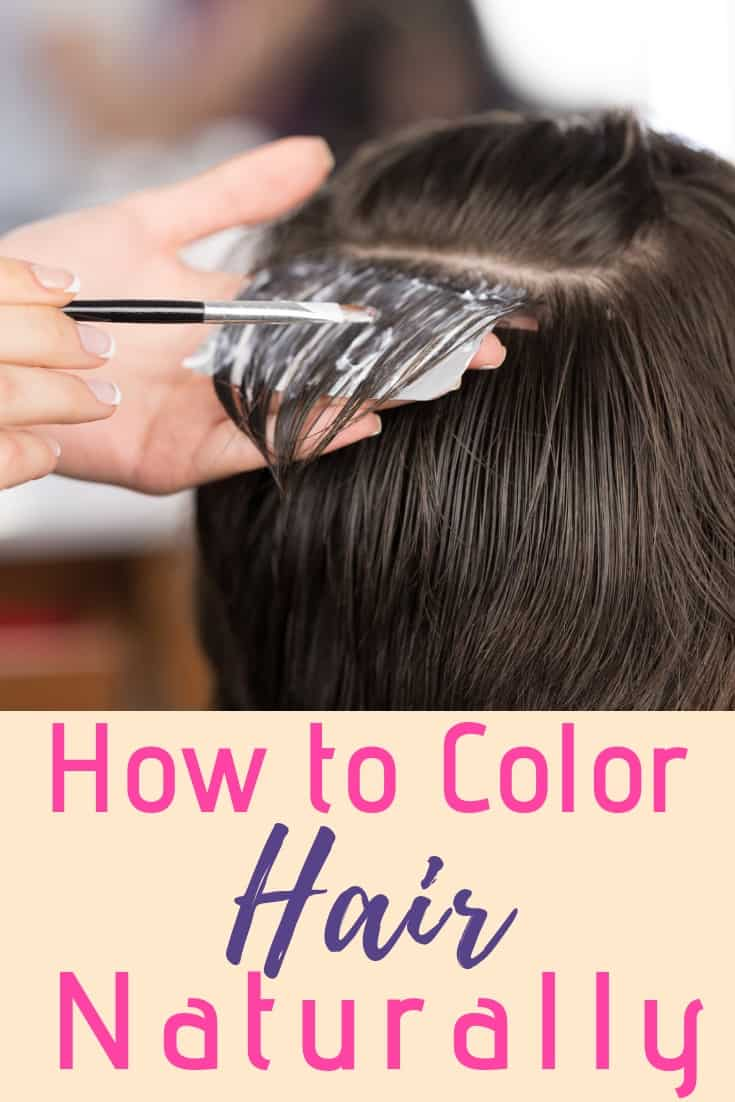These DIY Hair dye ideas are simple and easy to do. You can use them at home to give yourself a more natural look. From blonde, red to ombre, you can find your color options with ease. These simple techniques are natural products that are chemical-free and easy to do. Carrot juice and beet juice are just two of the natural home remedies that you can use on your hair. The great news is that this DIY dye options can be used on short or long hair! #natural #DIY #hairdye #beauty