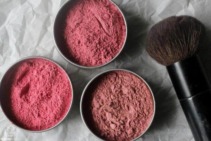Natural Blush Recipe
