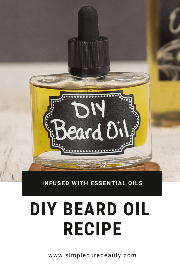 DIY Beard Oil Recipe: So Easy to Make!