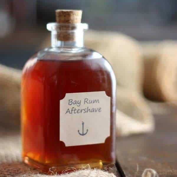 Bay Rum Aftershave Recipe