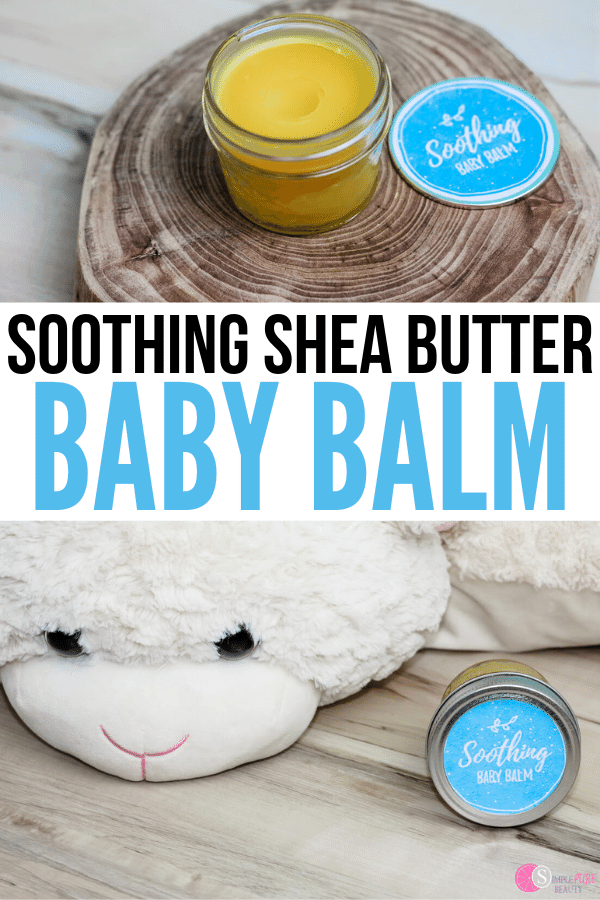 Soothing Shea Butter Baby Balm