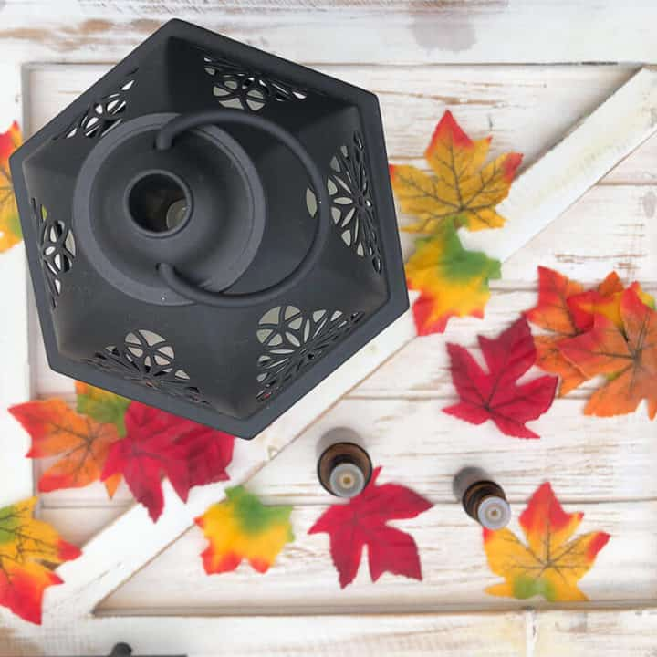 Essential oil diffuser and fall diffuser blends