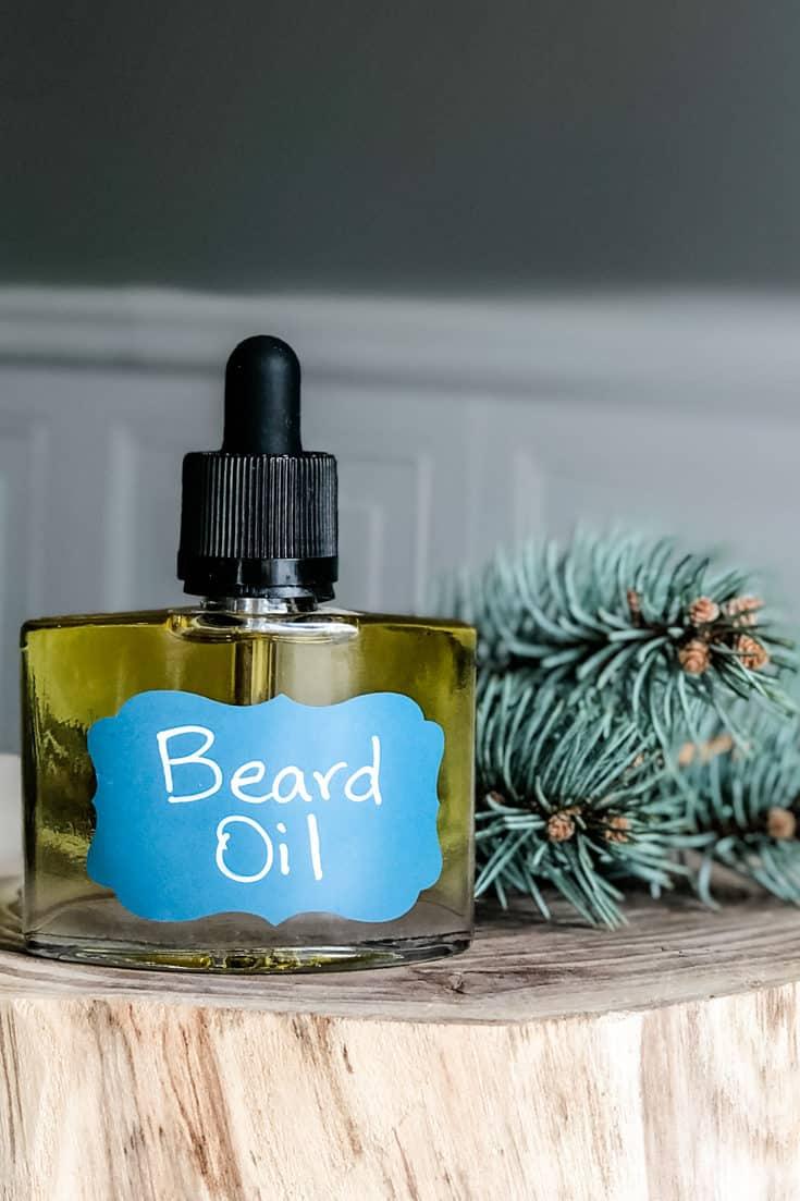 DIY Beard Oil Recipe: So Easy to Make!