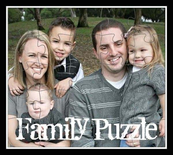 How to Make a Custom Photo Puzzle