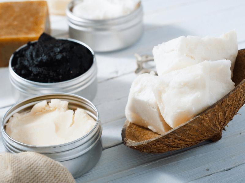 DIY mango body butter