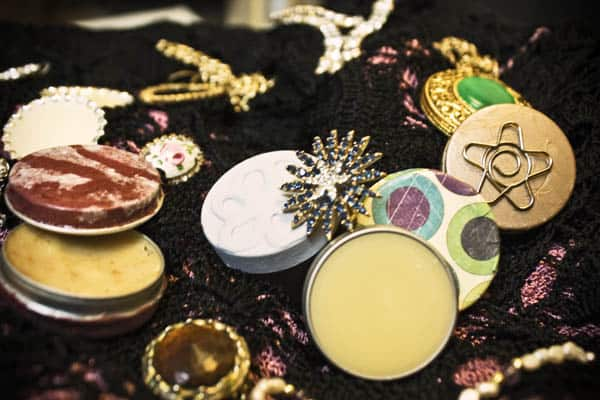 Hello, Sexy! Make Your Own Unique Handmade Solid Perfume