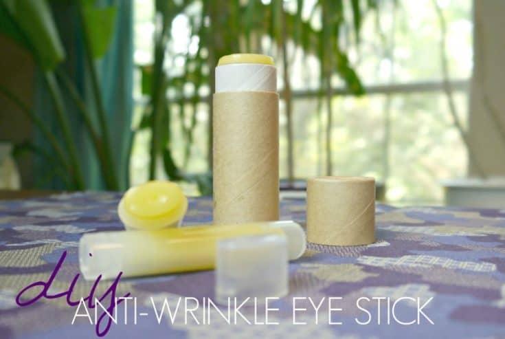DIY Anti Wrinkle Eye Stick!
