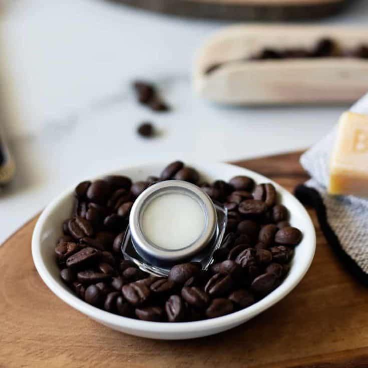 Tightening DIY Coffee Eye Cream for Puffy Eyes