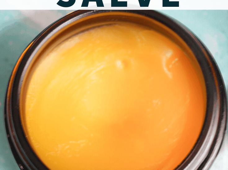 CBD Salve Recipe