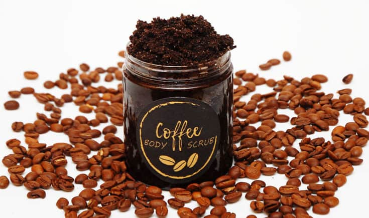 DIY Coffee Scrub for Smooth & Cellulite-Free Skin
