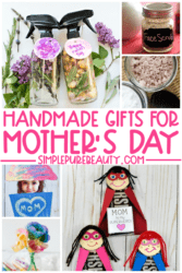 diy mothers day gifts