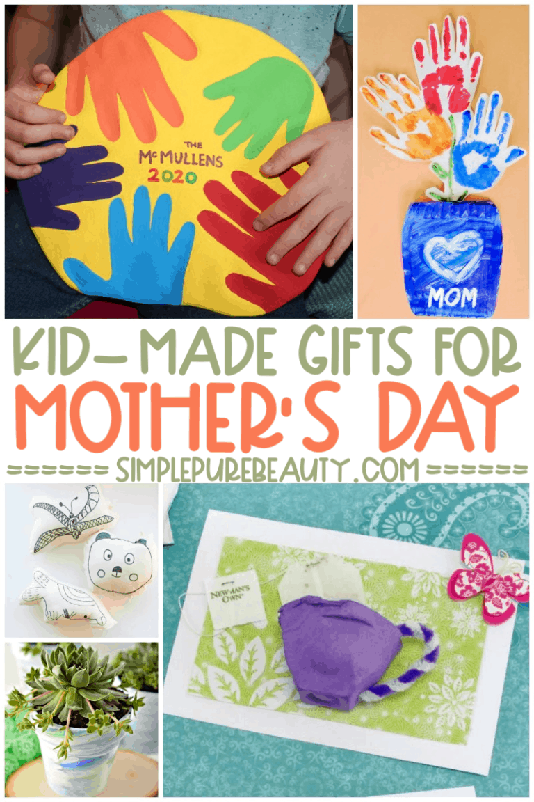 25 DIY Gifts for Mother's Day