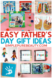 easy Father's Day gift ideas
