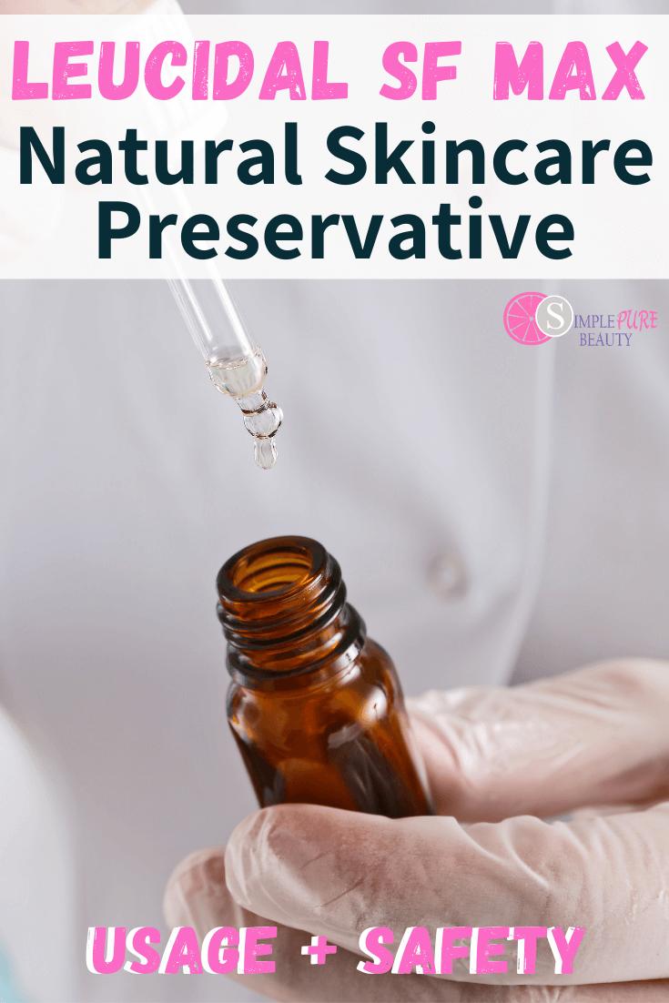 Leucidal SF Max Preservative | Formulating Guideline & Safety