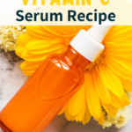 diy vitamin c serum in bottle