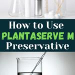 Plantaserve M Preservative