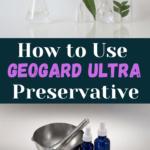Geogard Ultra Preservative