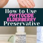 Phytocide Elderberry Preservative