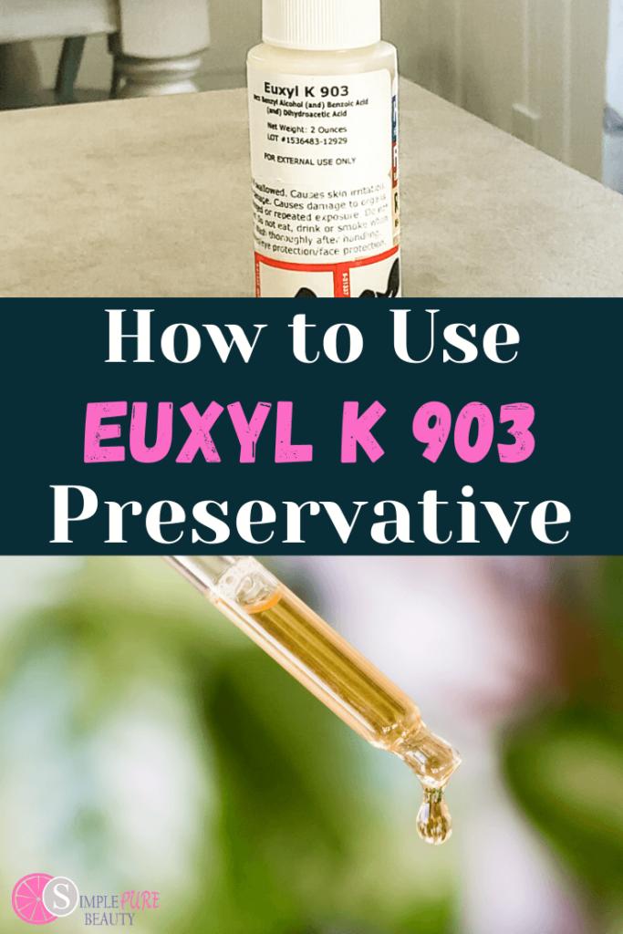 Euxyl K 903 Preservative
