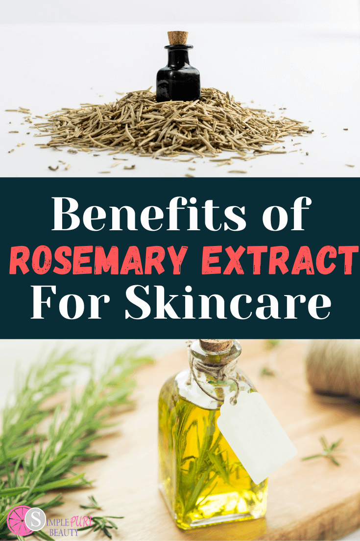Rosemary CO2 Extract Antioxidant Benefits for Skin: How to Use, Where to Buy + DIY Recipes