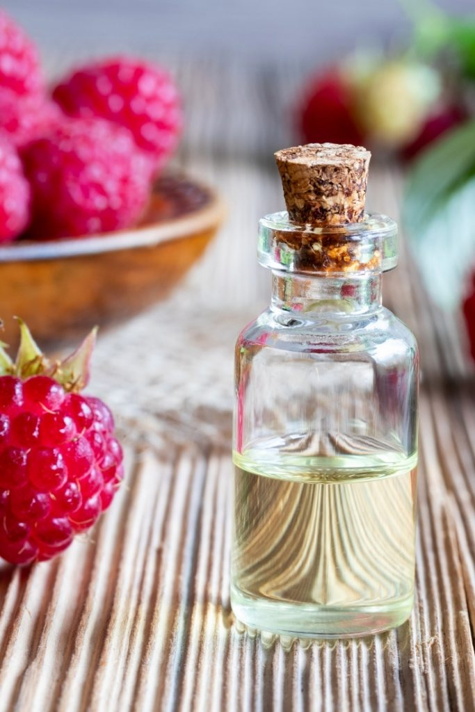 Red Raspberry Seed Oil Skincare Benefits
