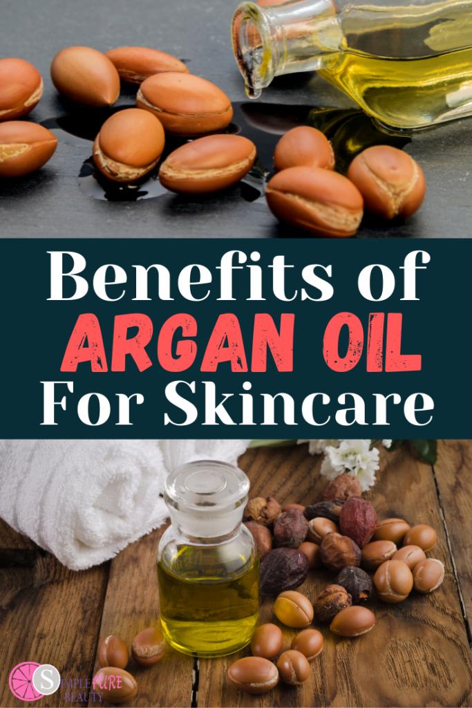 Argan Oil Benefits for Skin