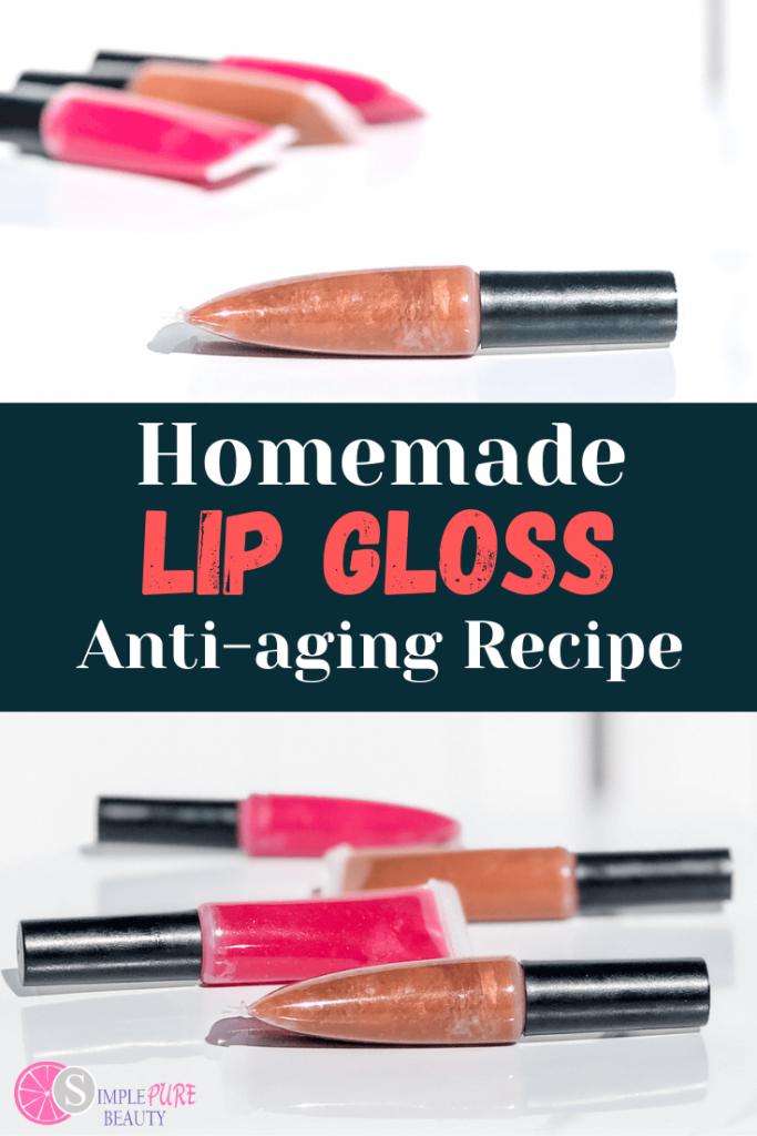 DIY Lip Gloss Recipe