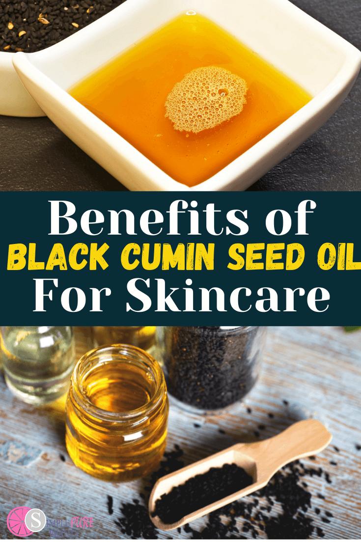 Black Cumin Seed Oil Benefits for Skin